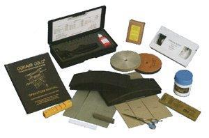 Wolff OGU-TAS Upgrade Package from Pro-TAS to Ookami Gold Scissor Sharpening System
