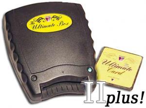 Vikant Ultimate Box II+ Embroidery Card 2 Slot Reader Writer for PES, HUS, VIP, PCS, EXP Formats