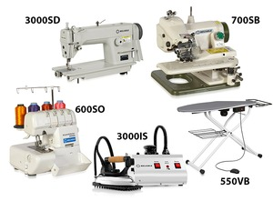 Reliable Alterations and Dressmaking Shop Equipment 6 Pieces*
