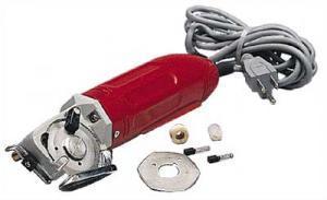 "Superior AS100 Electric 2"" Rotary Blade Cutter, Shear Cutting Machine"