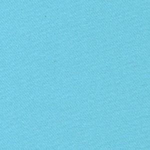 """Fabric Finders 15 Yd Bolt 9.34 A Yd Aqua Twill 100% Pima Cotton Fabric 58"""""""