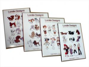 Loralie Doggie Delight Multi-Format CD Series 4 Volume Set