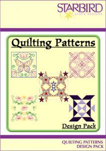 Starbird Embroidery Designs Quilting Patterns Design Pack