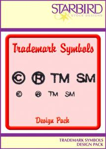 Starbird Embroidery Designs Trademark Symbols Design Pack