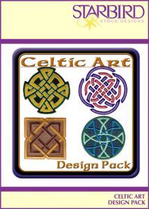 Starbird Embroidery Designs Celtic Art Design Pack