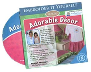 Designs In Machine Embroidery Adorable Décor for Children Designs Includes 9 celestial designs