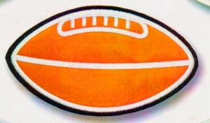 Dalco EasyStitch Applique Ball Collection