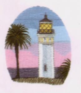 Dakota Collectibles 970247 West Coast Lighthouses Multi-Formatted CD