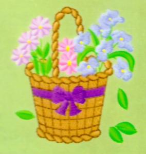 Dakota Collectibles Gunold 970240 Floral Baskets & More Embroidery Designs Multi-Formatted CD