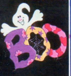 Smartneedle Halloween Night Applique Collection 4X4 Embroidery Designs Multi-Formatted CD