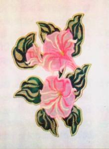 Brother SA623 Ultimate Embroidery Designs Floral 4 Floppy Disk in .pes Format for ULT2001, 2002, 2003, Babylock Ellageo ESG1-3