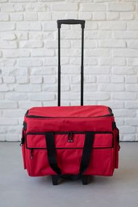 """15223: Bluefig TB19 Wheeled Travel Tote Carry Case Trolley Roller Bag 19x14x10"""""""