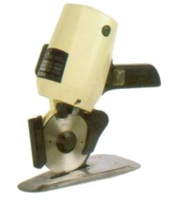"Gemsy Jiasew CS-100 Stand Up 4"" Rotary Knife Blade Shear, Fabric Cutter"