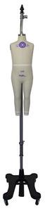 PGM 613C Childrens Full Body Professional Dress Form 12, 18, 24Mo, 3T*