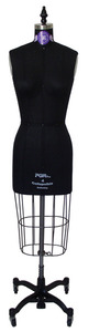 PGM 604 Industry Professional Lady Ladies Dress Maker Form, Sizes 4-12