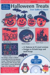 Sudberry House D7900 Halloween Treats Multi-Formatted CD