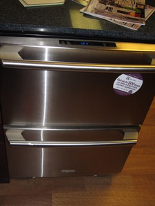 Electrolux EI24RD65HS Under Counter Refrigerator Drawers
