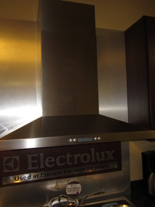 "Electrolux RH30WC55GS 30"" Wall Mount Hood DISPLAY FOR RETAIL PICK UP ONLY"