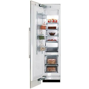 "Miele F1411Vi/02 18"" Fully-Integrated Counter Depth Freezer Left Hinge with Ice Maker for Pick Up in Retail Store Only"