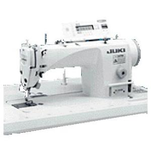 Juki DDL9000BSS Sewing Machine, Stand, Auto Trim, Backtack, Foot Lift, Needle Position, Servo Motor, AD141/CP18 Control Panel