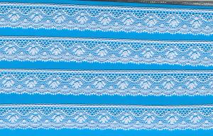 Capitol Imports French Val Lace 14341 White Lace