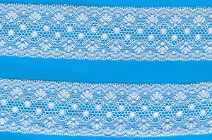 Capitol Imports French Val Lace 14355 White Lace