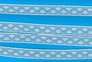 """Capitol Imports CI778E French Val Lace 778 Ecru Lace 1/2"""" Wide x Yards"""