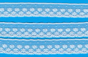 Capitol Imports French Val Lace 773 White Lace