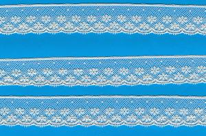Capitol Imports French Val Lace 773 Ecru Lace