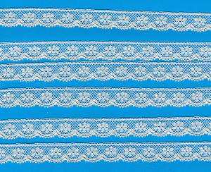 Capitol Imports French Val Lace 770 Ecru Lace