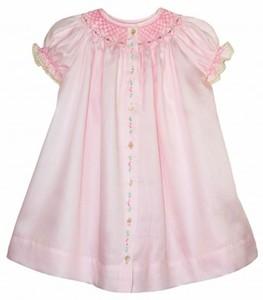 Childrens Corner CC003A Missy Bishop Sewing Pattern by Elizabeth Travis Johnson for Infants, Birth to 18Lbs