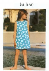 Childrens Corner CC230 Lillian Pattern sz 3-12 yrs