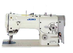 Juki LZ-2280N 5mm Zigzag Lockstitch Sewing Machine, Japan,  Assembled Power Stand with Servo Motor