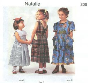 Childrens Corner Natalie Pattern