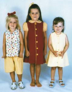 Childrens Corner CC242 Charlotte Pattern sz 1-4