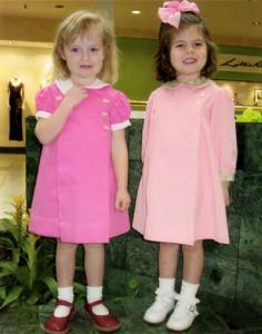 Childrens Corner CC252 Adelaide Dress Sewing Pattern 3-6