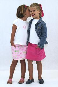 Childrens Corner CC267 Katie's Skirt Pattern sz 3-10