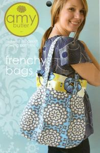 Amy Butler Designs 93-2448 Frenchy Bags A Midwest Modern Sewing Pattern