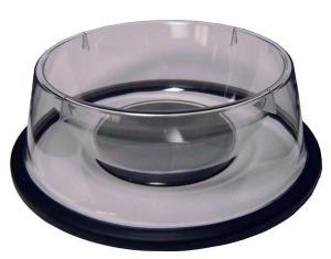 Acrylic Custom Photo or Kiwi Paper Pet Bowl (Large)