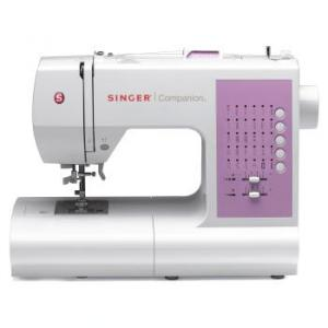 Singer, 7363, 30 Stitch, 0-37431-88210-3, 037431882103, Confidence, Computer, Sewing Machine, Two of 1-Step Buttonholes, Auto Tension, Threader, Drop & Sew, Drop In Bobbin, LED Lights