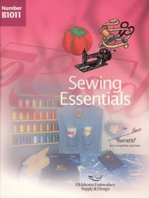 OESD B1011 Sewing Essentials Embroidery Card