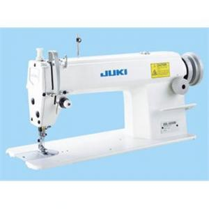 "Juki DDL-5550N High Speed Straight Stitch Sewing Machine Japan, 11"" Arm, Auto Oil, 5mm Stitch Length, 6/13mm Foot Lift, Set Up Power Stand Servo Motor"
