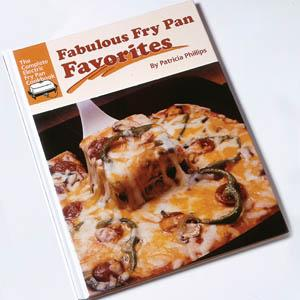 3209: Presto 59-439 Fabulous Fry Pan Favorites 300 Recipe Book