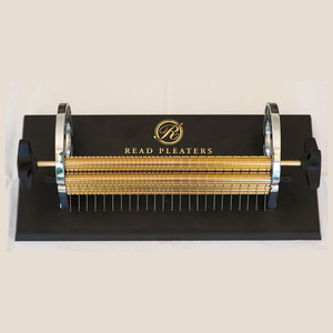 "3227: Read Regular 24 Row Smocking Pleater Machine, 9"" Wide Pleating, DVD"
