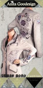Anita Goodesign 80AGHD Urban BoHo Multi-format Embroidery Design Pack on CD