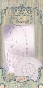 Anita Goodesign 73AGHD The Wellington Collection Multi-format Embroidery Design Pack on CD