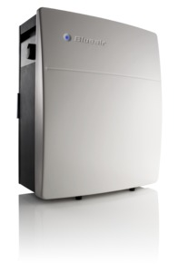 "Blueair 203 HEPA Silent Quiet Air Purifier Cleaner, 21""H x17""W x9.5""D"