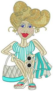 Loralie Fresh 631602 Fashion Beach I Jumbo Designs