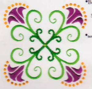 Amazing Designs ADC NZ23 Sewing with Nancy Zieman Floral Boutique Collection I Embroidery Multi-Formatted CD
