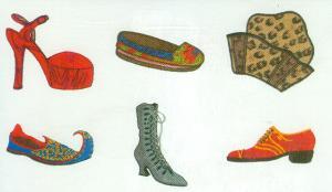 Amazing Designs PFMC SB3 Sandra Betzina's Far East  Pfaff  Embroidery CardCard